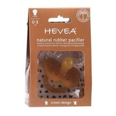 Hevea Hevea pacifiers crown 0-3, cherry shape