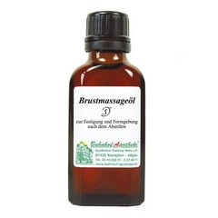 Ingeborg Stadelmann Ingeborg Stadelmann breast massage oil 50ml