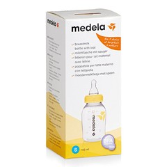 Medela Medela Melkfles 150ml, S sucker