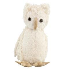 Kallisto Kallisto cuddly owl white Bio
