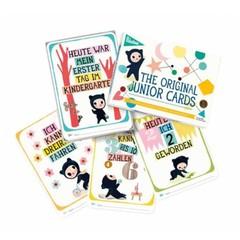 Milestone Cards Mijlpaal Junior Picture Card 30 stuks