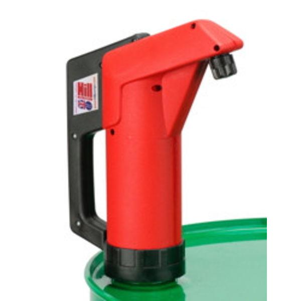 Fuchs Silkolene Hillpump Handpomp Barrel Pump 20-205L