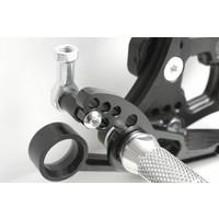 PP Tuning Rem Schakel set standaard of omgekeerd schakelen 9 standen verstelbaar Yamaha R6 2017-