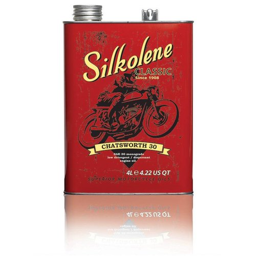 Fuchs Silkolene Chatsworth 30 classic Motorolie