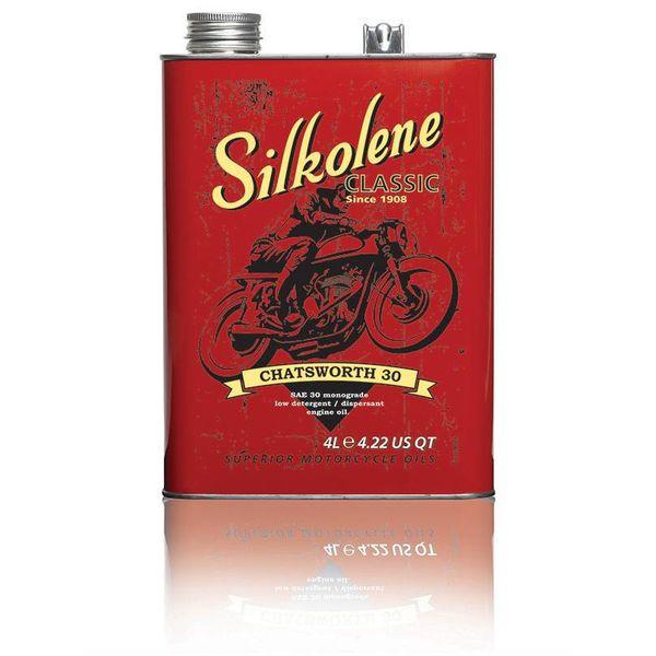 Fuchs Silkolene Chatsworth 30 Classic Monograde Motorolie