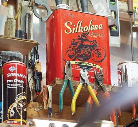 Classic motor olie producten