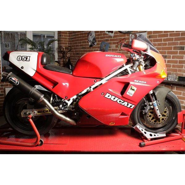 PP Tuning Rem Schakel Set Ducati 851 Desmo Volledig Verstelbaar