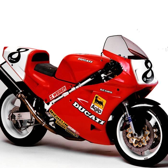 851 Desmo 1991-1993