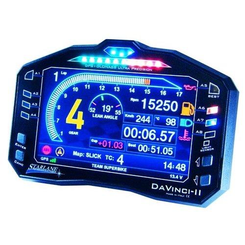 Starlane DaVinci-II S GPS Dashboard