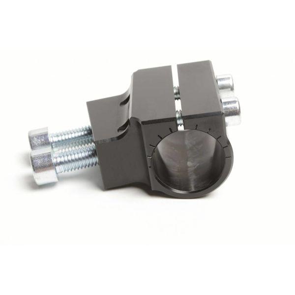 PP Tuning Verhoogde clip-on block 28mm Verstelbaar Voor Handlebars