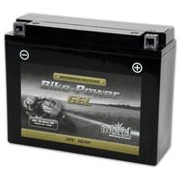 Intact Battery Motorfietsbatterij GEL YB16AL-A2 12V 16Ah 51616 Gel12-16AL-A2