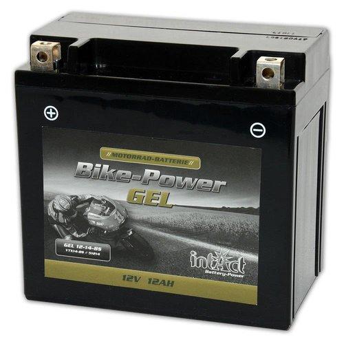 Intact Battery GEL YTX14-BS 12V 12Ah 51214 Gel12-14-BS