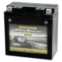 Intact Battery Motorfietsbatterij GEL 12N9-4B1 12V 9Ah 12N9-4B1 50914 Gel12-9-4B-1