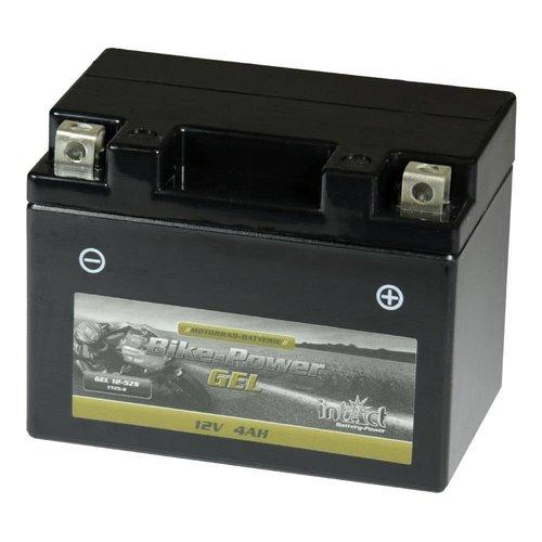 Intact Battery GEL YTZ5-S 12V 4Ah Gel12-5ZS