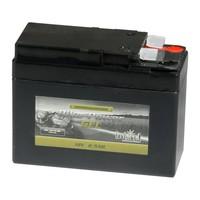 Intact Battery Motorfietsbatterij GEL YTR4A-BS 12V 2.5Ah Gel12-4A-BS