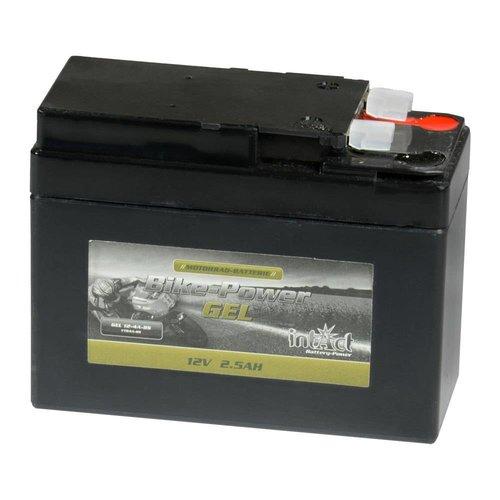 Intact Battery GEL YTR4A-BS 12V 2.5Ah Gel12-4A-BS