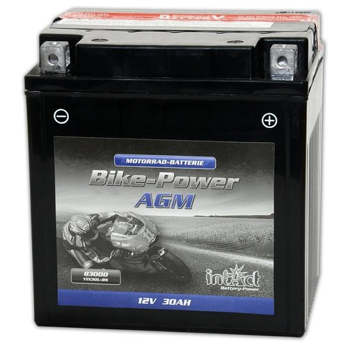 Intact Battery AGM YIX30L-BS 12V 30Ah 83000