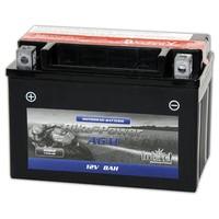 Intact Battery Motorfietsbatterij AGM YTX9-BS 12V 8Ah 50812