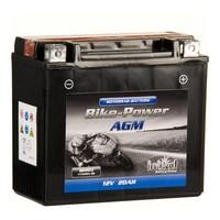 Intact Battery Motorfietsbatterij AGM YTX20HL-BS 12V 20Ah 82003