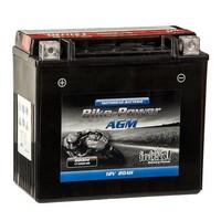 Intact Battery Motorfietsbatterij AGM YTX20H-BS 12V 18Ah 82004
