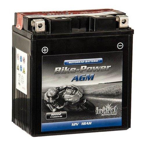 Intact Battery AGM YTX20CH-BS 12V 18Ah 82002