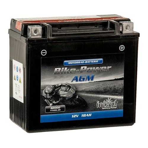 Intact Battery AGM YTX20L-BS 12V 18Ah 82000