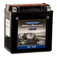 Intact Battery Motorfietsbatterij AGM YTX16-BS 12V 14Ah 81600