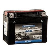 Intact Battery Motorfietsbatterij AGM YTX15L-BS 12V 13Ah 81500