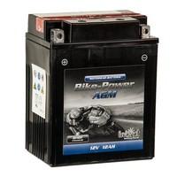 Intact Battery Motorfietsbatterij AGM YTX14AH-BS 12V 12Ah 81401