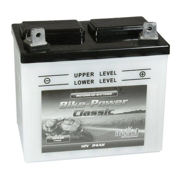 Intact Battery Motorfietsbatterij Classic 52440 U1R (9) 12V 24Ah