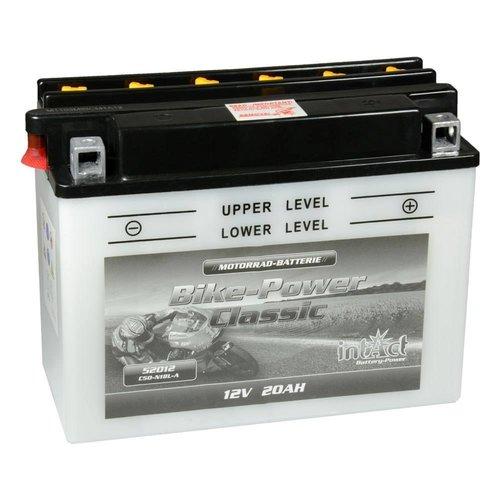 Intact Battery Classic Y50-N18L-A 12V 20Ah 52012