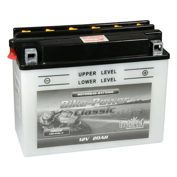 Intact Battery Motorfietsbatterij Classic Y50-N18L-A 12V 20Ah 52012