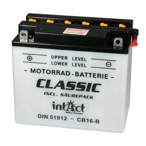 Intact Battery Classic YB16-B 12V 19Ah 51912