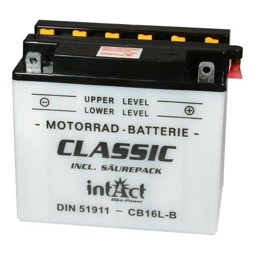 Intact Battery Classic YB16L-B 12V 19Ah 51911
