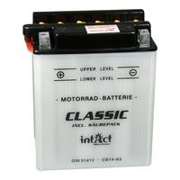 Intact Battery Motorfietsbatterij Classic YB14-A2 12V 14Ah 51412
