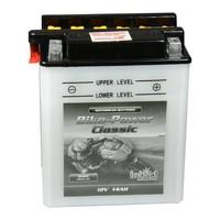 Intact Battery Motorfietsbatterij Classic YB14L-A2 12V 14Ah 51411