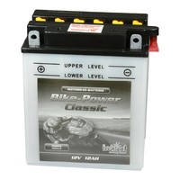 Intact Battery Motorfietsbatterij Classic YB12A-B 12V 12Ah 51215