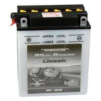 Intact Battery Motorfietsbatterij Classic YB12A-A 12V 12Ah 51211