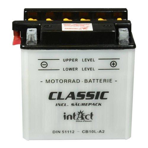Intact Battery Classic YB10L-A2 12V 11Ah 51112