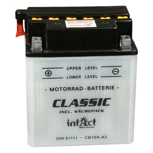 Intact Battery Classic YB10A-A2 12V 11Ah 51111