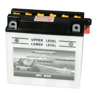 Intact Battery Motorfietsbatterij Classic 12N5.5-4B 12V 5,5Ah 50613