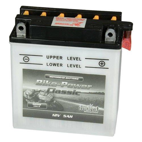 Intact Battery Classic YB5L-B 12V 5Ah 50512