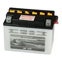 Intact Battery Motorfietsbatterij Classic YB4L-B 12V 5Ah 50411LV