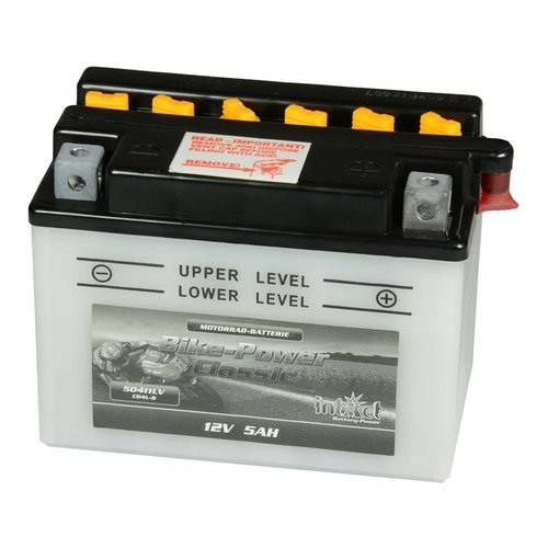 Intact Battery Classic YB4L-B 12V 5Ah 50411LV