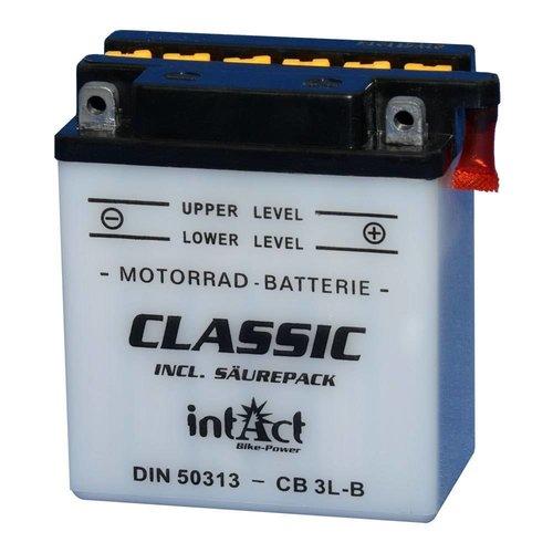 Intact Battery Classic YB3L-B 12V 3Ah 50313