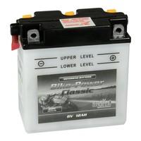 Intact Battery Motorfietsbatterij Classic 6N11A-3A 6V 11Ah 01211
