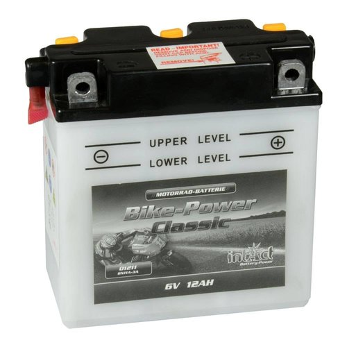 Intact Battery Classic 6N11A-3A 6V 11Ah 01211