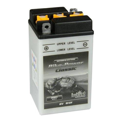 Intact Battery Classic B49-6 6V 8Ah 00811