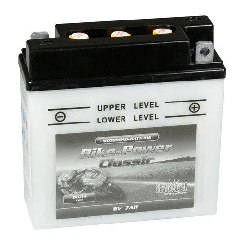 Intact Battery Classic B39-6 6V 7Ah 00714