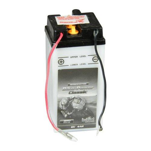 Intact Battery Classic 6N4A-4D 6V 4Ah 00413